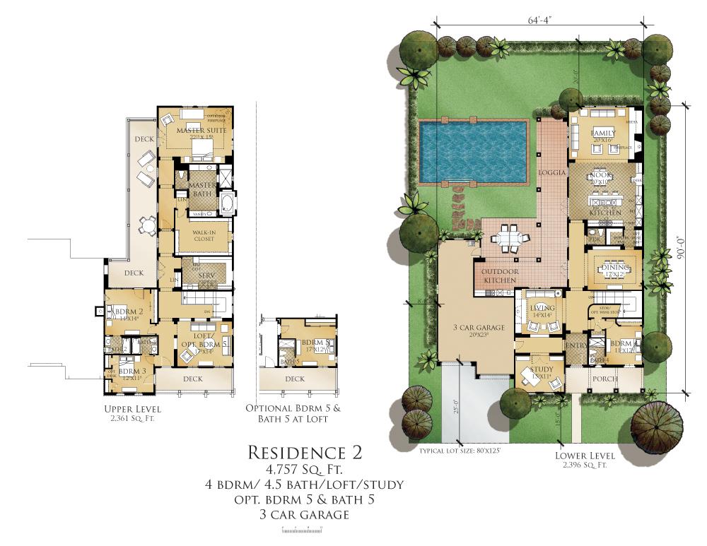 Floor plans for Plans com